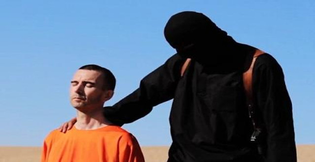 заложник-казнь